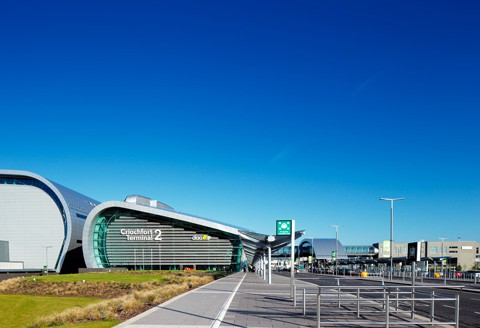 Info about Dublin Airport T1